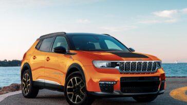 """Il """"Baby Crossover"""" di Jeep sarà una Peugeot con stemma Jeep"""