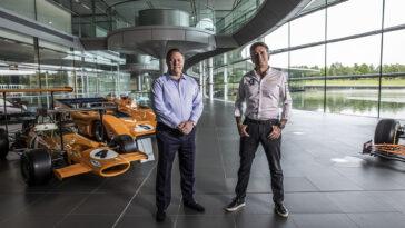 La McLaren entrerà nella Extreme dal 2022