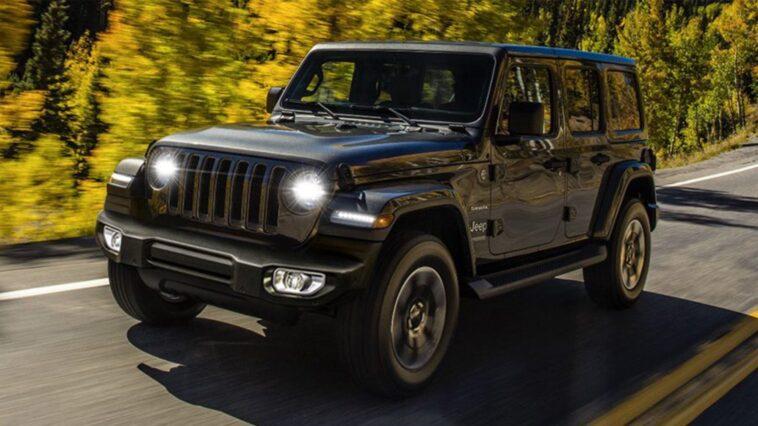 nuovo jeep wrangler