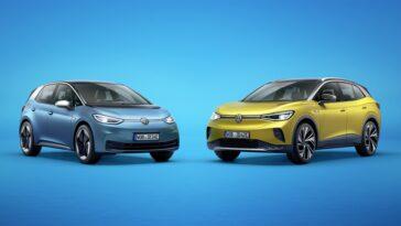 Volkswagen ID.3 e ID.4: sempre più facile la configurazione del proprio modello preferito