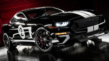 Ford Mustang GT500 di Hennessey: la Mustang da 808 cv di potenza