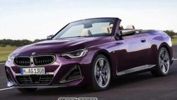 nuova bmw serie 2 cabrio