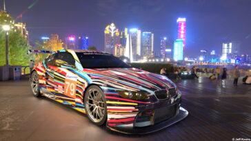 BMW Art Cars: la mostra per la prima volta in realtà aumentata