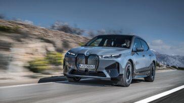 BMW: incremento delle vendite nel primo semestre 2021