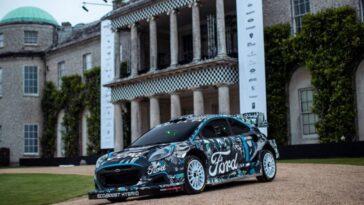 Ford Puma Rally1 Hybrid: arriva la versione WRC per il 2022