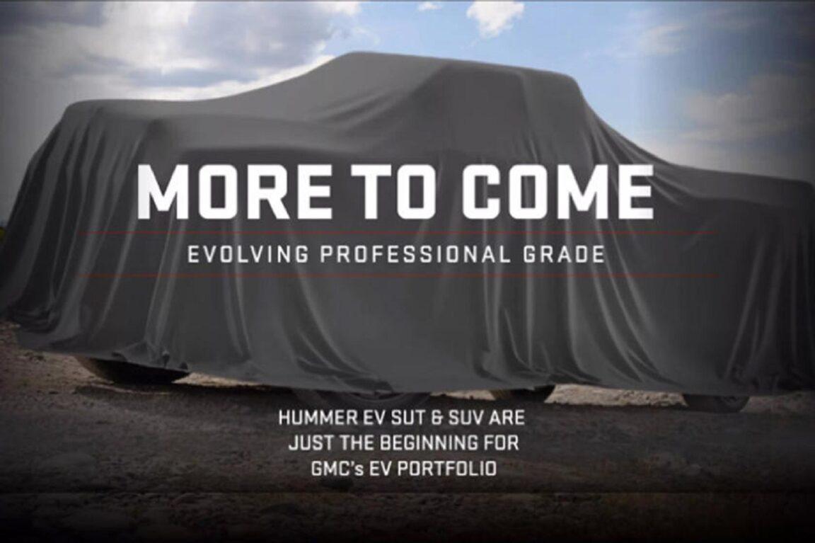 GMC, ufficiale: confermato un secondo pickup elettrico