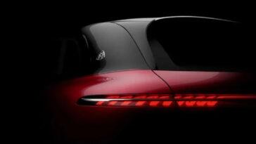 Mercedes pubblica un teaser sulla prossima Maybach elettrica
