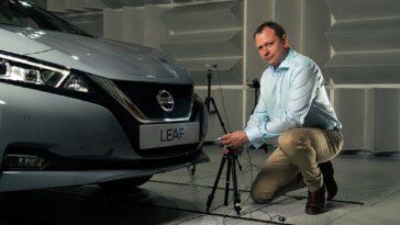 """Nissan Leaf: arriva il sistema """"Canto"""" per dare voce alle auto elettriche"""