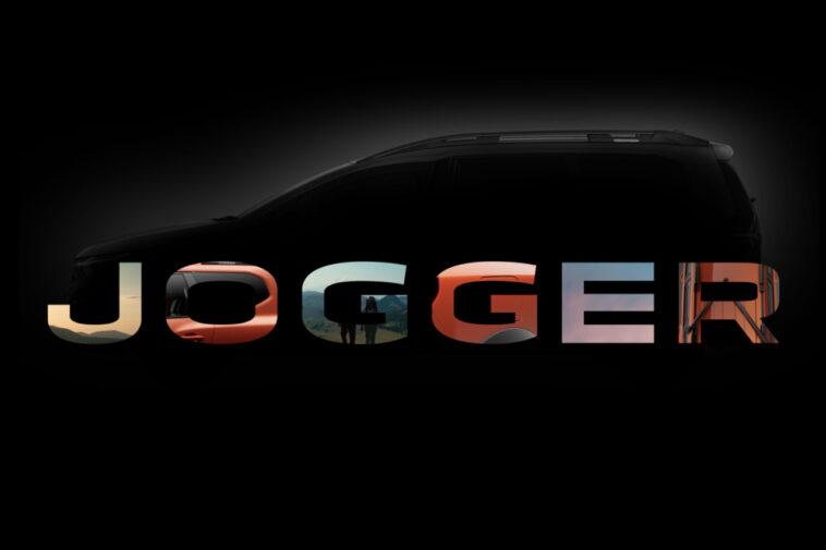 Nuova Dacia Jogger