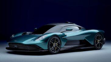 Il designer della McLaren sottolinea i difetti dell'Aston Martin Valhalla