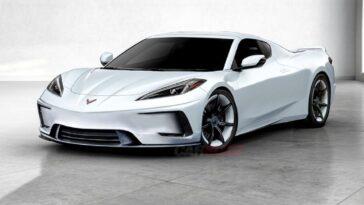 La Corvette E-Ray potrebbe avere ancora più potenza di quanto ci aspettavamo