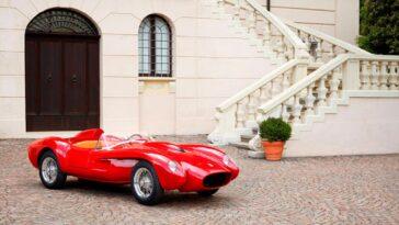 Ferrari Testa Rossa J: una replica elettrica giocattolo da 100 mila euro