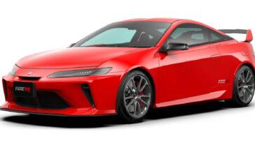 Honda Integra Type R: un render anticipa il design della prossima generazione?