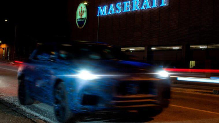 Maserati Grecale: confermata la versione Trofeo