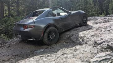 Mazda Miata: ecco la versione fuoristrada