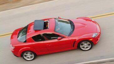 Mazda vuole usare l'idrogeno per dare nuova vita al rotativo?