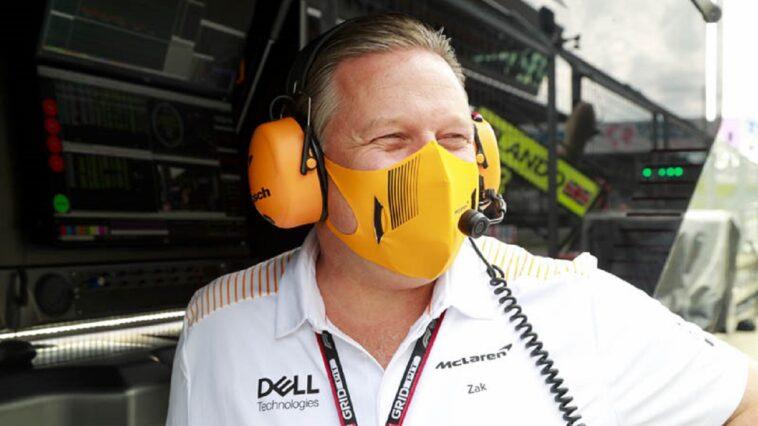 McLaren F1: l'obiettivo per il titolo mondiale è il 2024