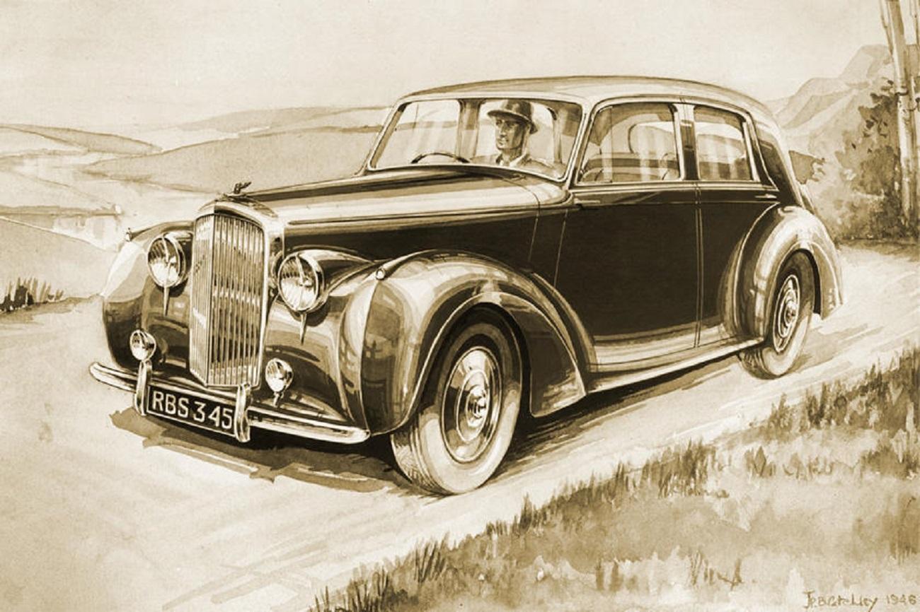 Bentley celebra i 70 anni di design