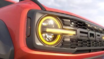Ford Bronco Raptor annunciata ufficialmente