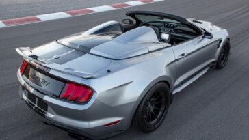 Ford spiega perché non farà una Mustang Shelby GT500 decappottabile