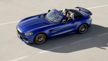 Mercedes AMG costruirà una rivale della Tesla Roadster