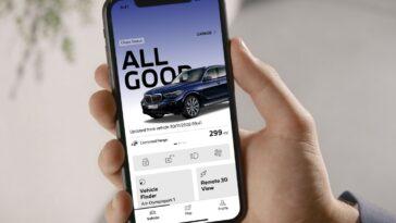 MY BMW App: arriva l'aggiornamento con importanti novità