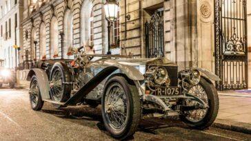Rolls Royce Silver Ghost: dopo 110 anni dalla produzione ritorna su strada