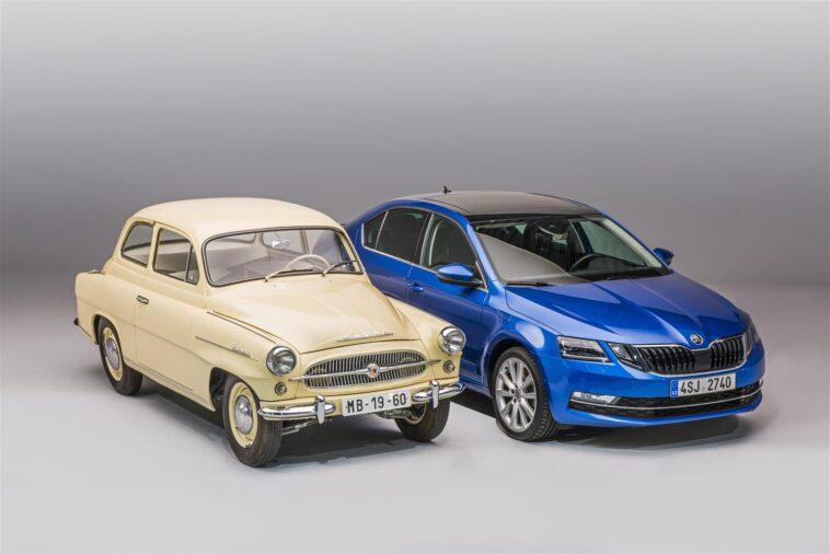 Skoda Octavia e Superb compiono gli anni: due modelli fondamentali del marchio