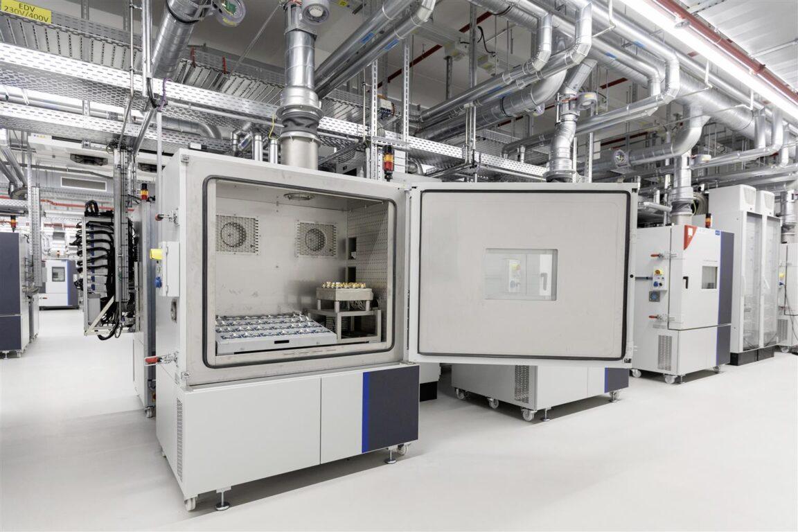 Volkswagen: arrivano nuovi laboratori per le batterie