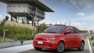 Fiat nuova 500 elettrica