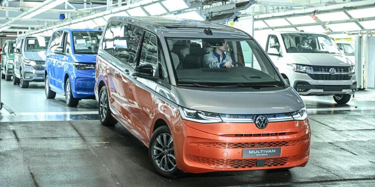 Nuova Volkswagen Multivan
