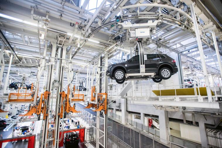 auto elettrica Volkswagen-Wolfsburg