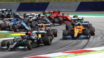 F1: confermato ufficialmente il calendario con 23 gare per il 2022