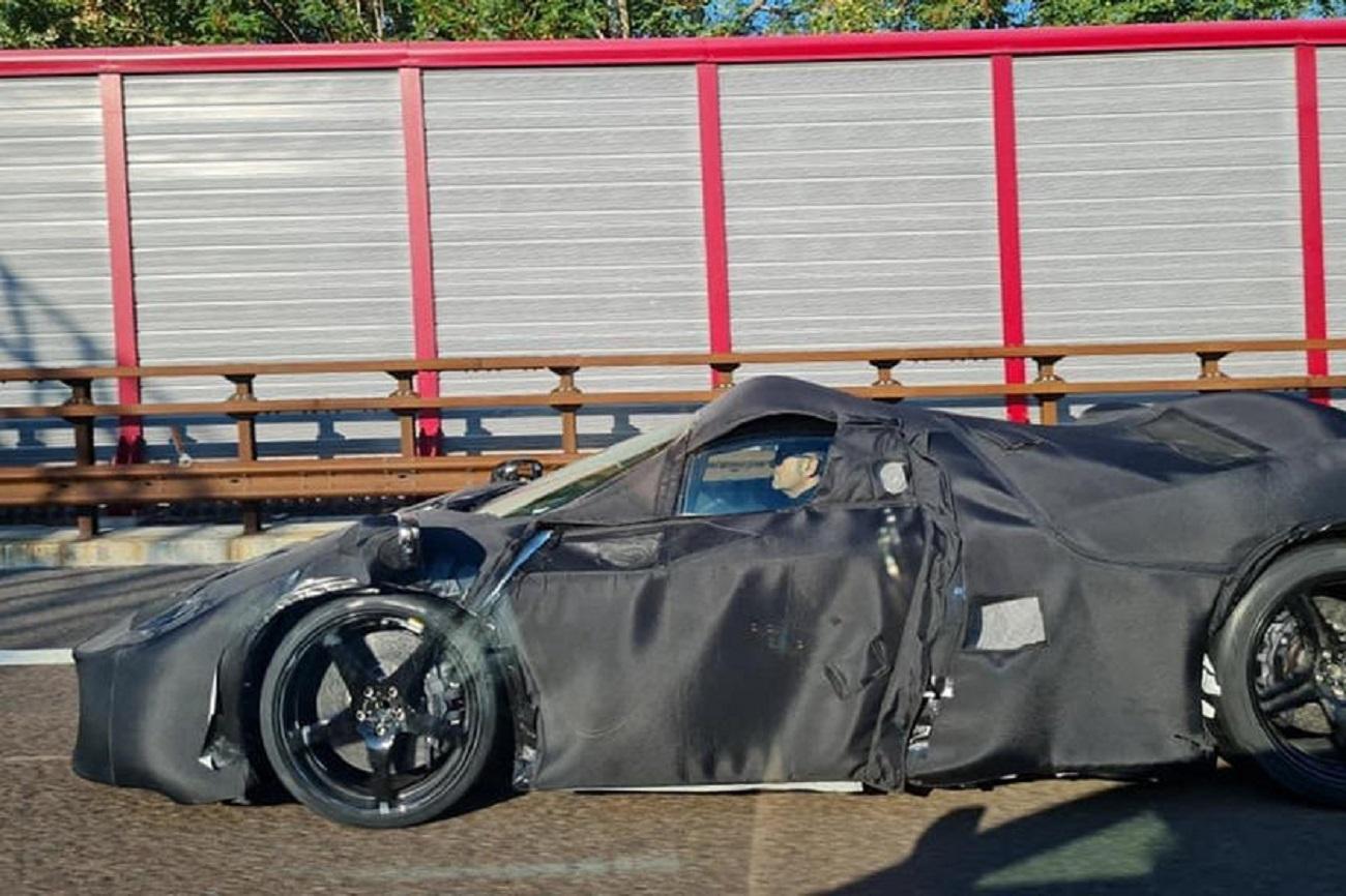 Nuova Ferrari Icona: data di presentazione confermata per il 21 novembre