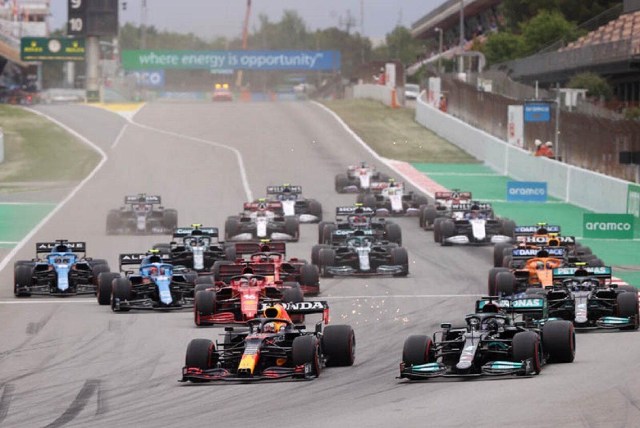 La Formula 1 pianifica un motore ibrido alimentato al 100% in modo sostenibile