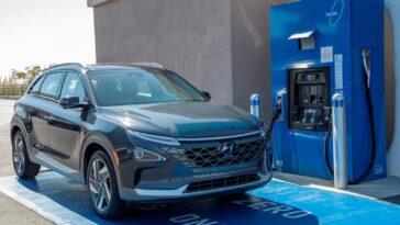 Hyundai scommette 1,1 miliardi di dollari sull'idrogeno
