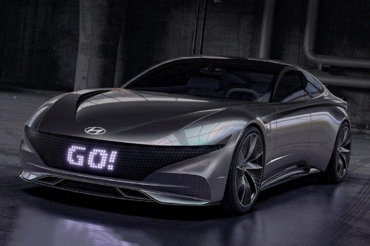 La nuova griglia Hyundai comunicherà con gli altri conducenti