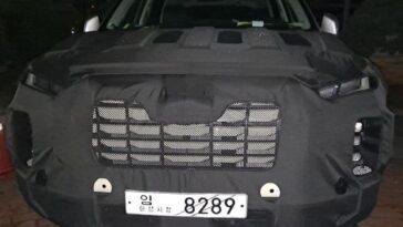 """Hyundai Palisade: in arrivo il restyling di """"mezz'età""""?"""