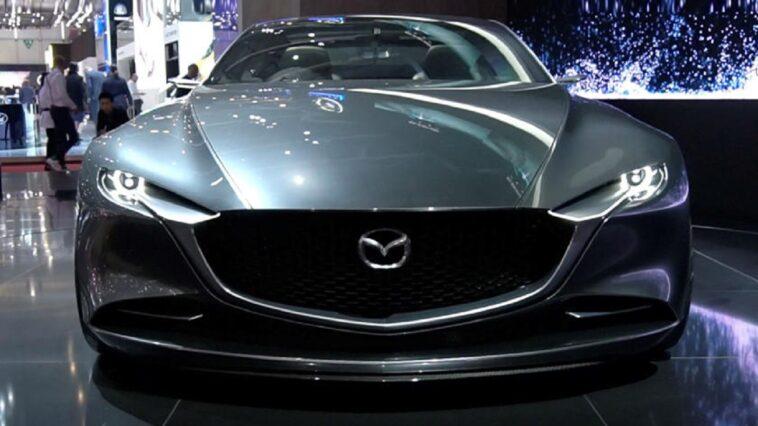 La Mazda 6 a trazione posteriore arriverà prima del previsto