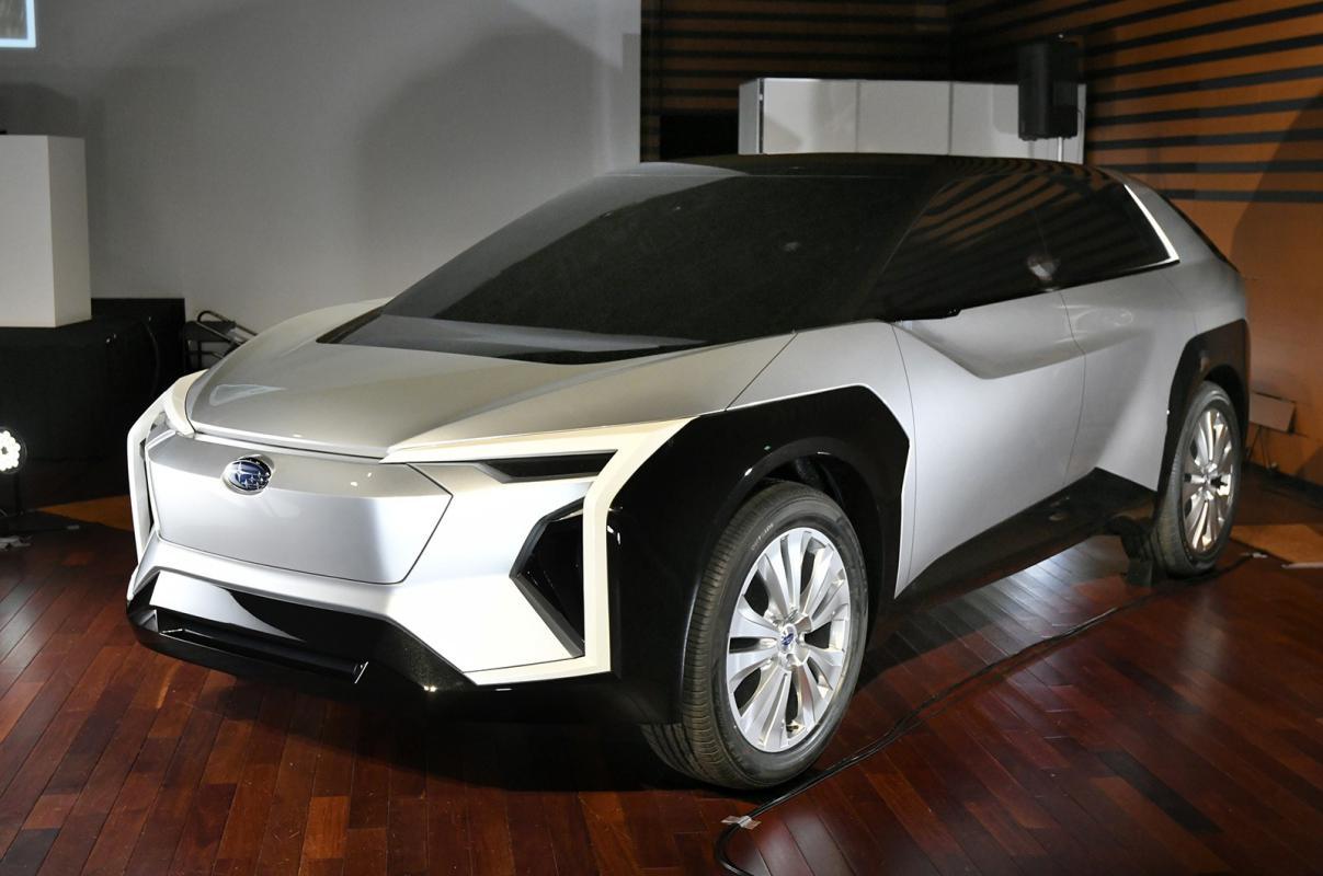 Subaru Solterra: il primo veicolo elettrico di Subaru, prezzo e scheda tecnica