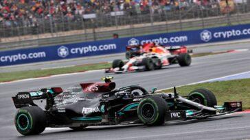 Valtteri Bottas vince il Gran Premio di Turchia. Verstappen torna leader del mondiale