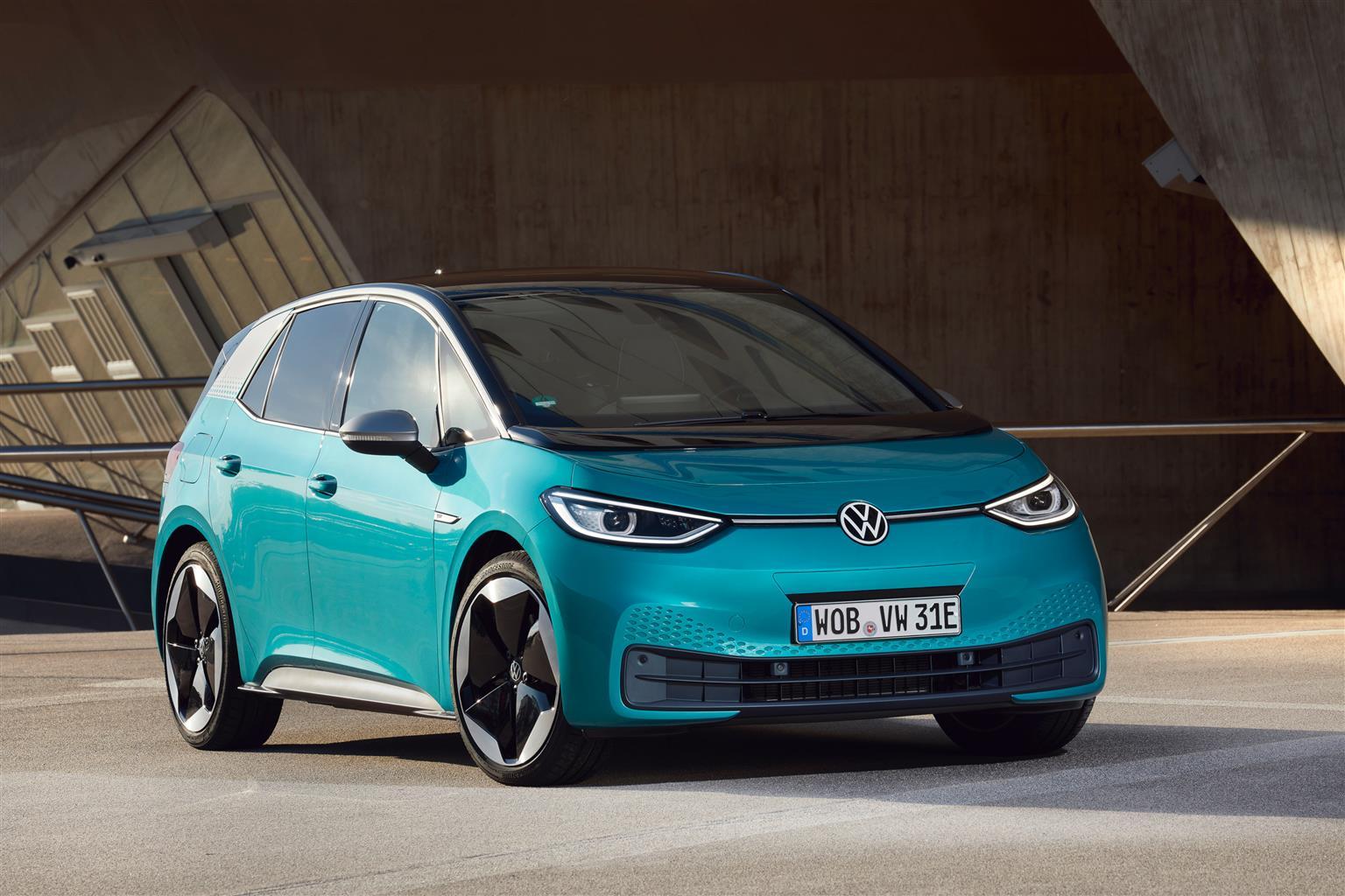 Volkswagen guadagna 70 mila nuovi clienti grazie alla nuova ID.3